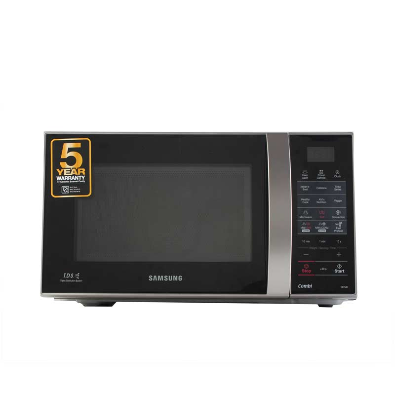 learn how to use samsung ce73jd convection microwave oven video rh showhow2 com Samsung Microwave Parts Diagram Samsung 1816s Microwave Installation Template