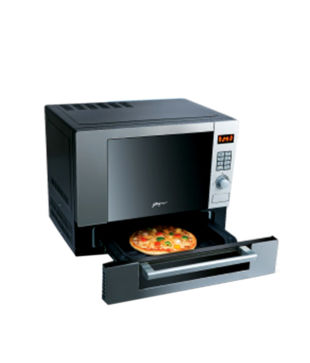Godrej 25 litre GME 25GP1 MKM Pizza And Kebab Maker Microwave Oven Grill