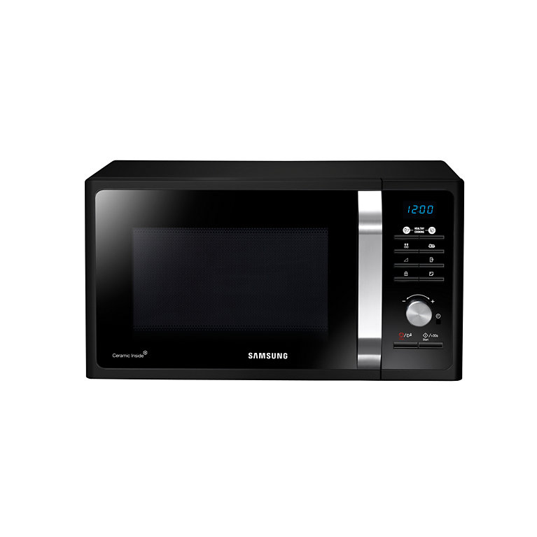 Samsung 23L MS23F301TAK Solo Microwave Oven