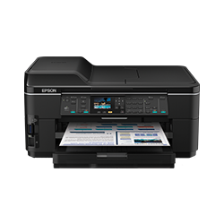 EPSON WORKFORCE WF-7511