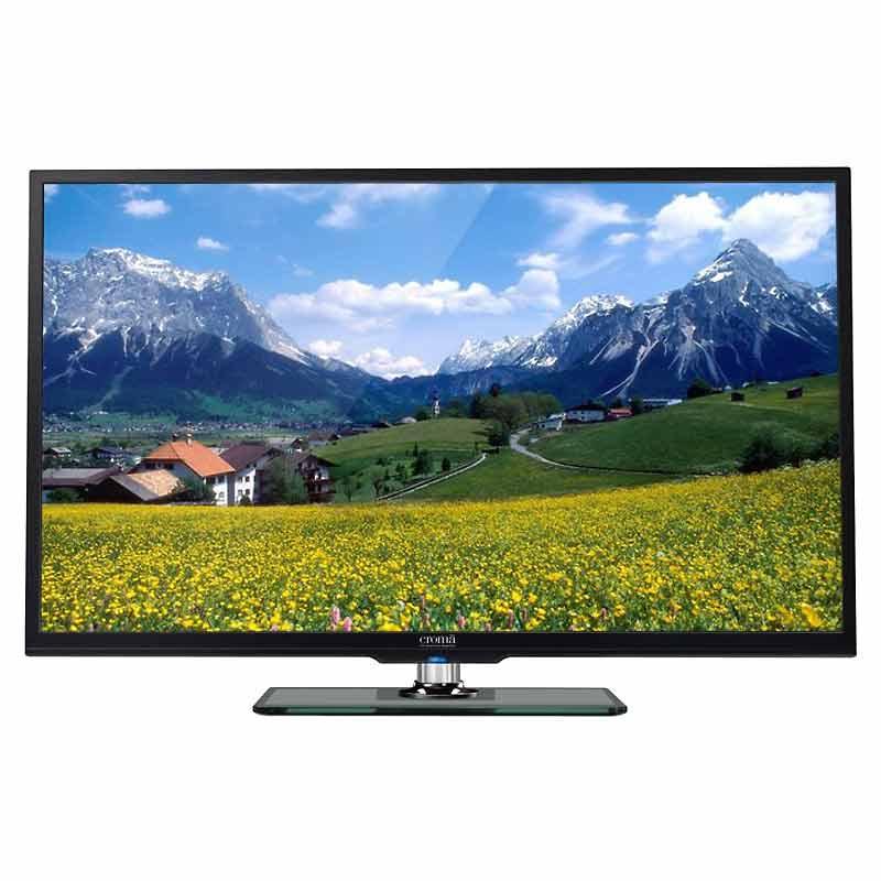 Croma Television 55cm CREL7051