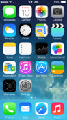 Apple iOS7 (iPhone)